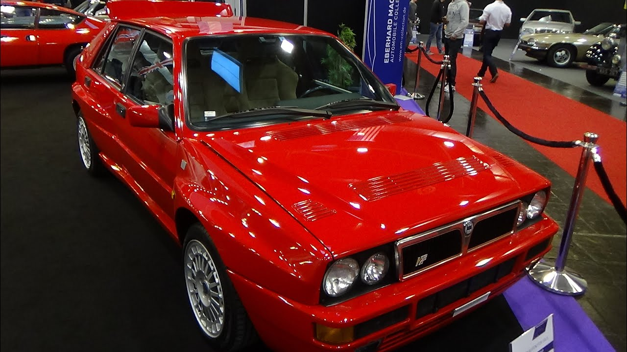 1994 lancia delta integrale evo ii sedici essen motor show 2015 youtube. Black Bedroom Furniture Sets. Home Design Ideas