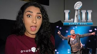 JT HAS ALL THE HITS! || Super Bowl Halftime Reaction