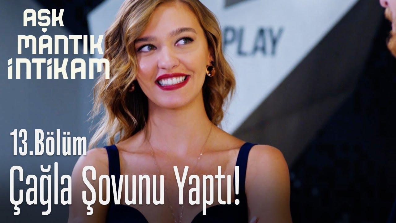 Download Çağla şovunu yaptı! - Aşk Mantık İntikam 13. Bölüm