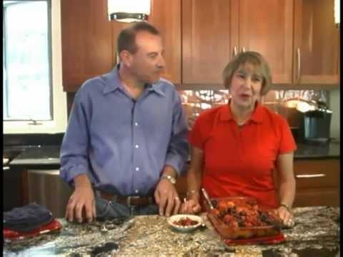 Our Mother's Recipes -  Noodle Kugel