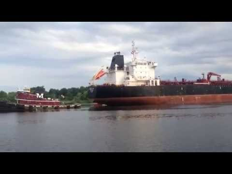 The day I thought a tanker was going to hit us! (Video 56) - Sailing Britican