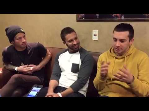 Time off discussion with Tyler and Josh