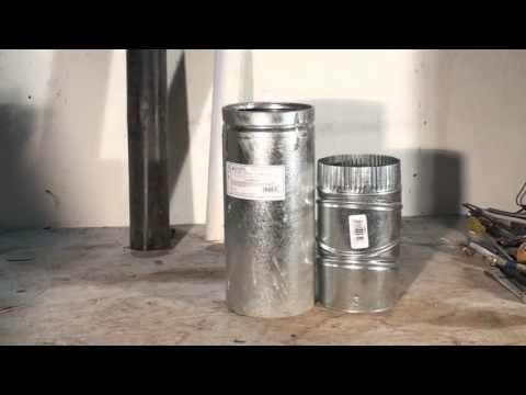 Types of gas venting materials