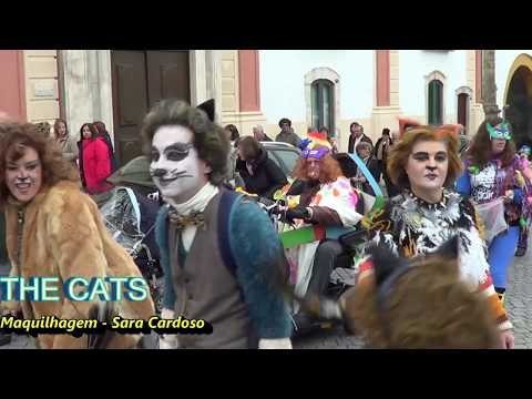 O Carnaval de Todos Para Todos - Portalegre 11.02.2018