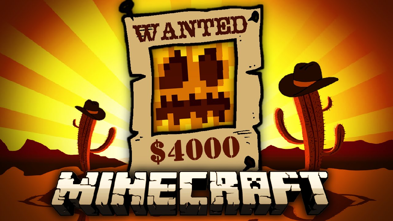 Minecraft Western Kürbis Youtube