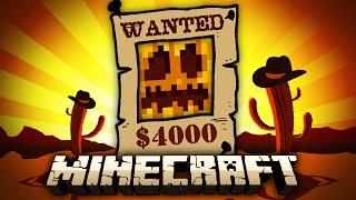 Minecraft WESTERN KÜRBIS