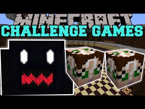 Minecraft: THE THING CHALLENGE GAMES - Lucky Block Mod - Modded Mini-Game