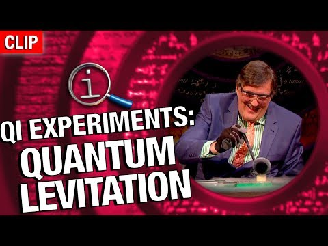 QI Experiments | A Spot Of Quantum Levitation