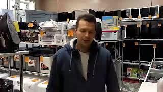 Видео обзор магазина бытовой техники Орион