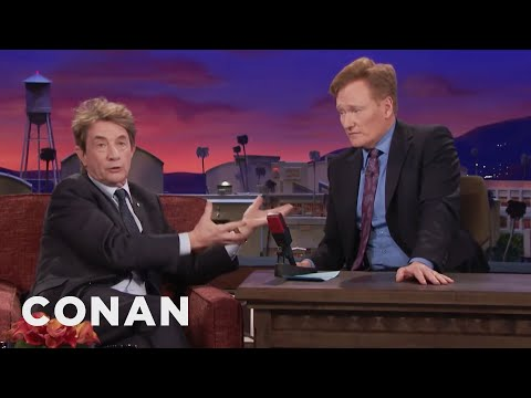 Martin Short Roasts Conan  - CONAN on TBS