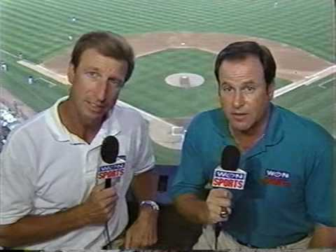WGN open Cubs baseball 1999