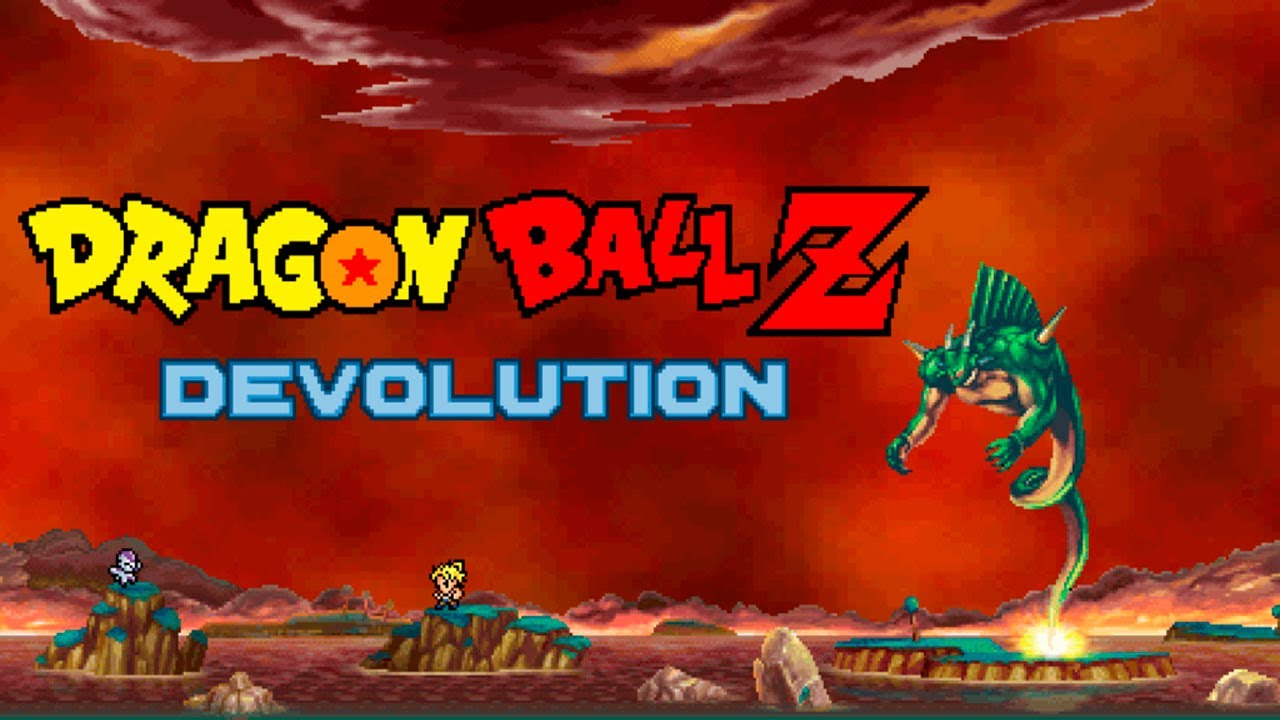 Juegos de dragon ball z devolution txori nicezon com