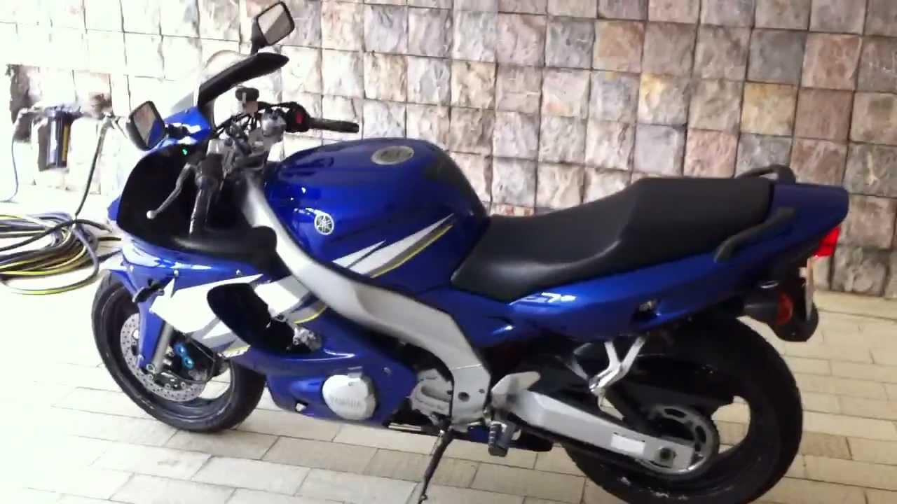 yamaha yzf 600 2006: