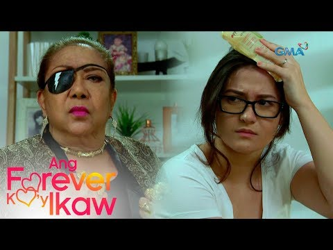 Ang Forever Ko'y Ikaw: Ginny's monster-in-law