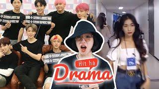 """Drama Hòa Minzy vs ARMY : Bị tố """"hám fame"""" và hành động như fan cuồng - HÍT HÀ DRAMA"""