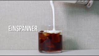 집에서 만드는 아인슈페너 | 카페오레 레시피 | Cre…