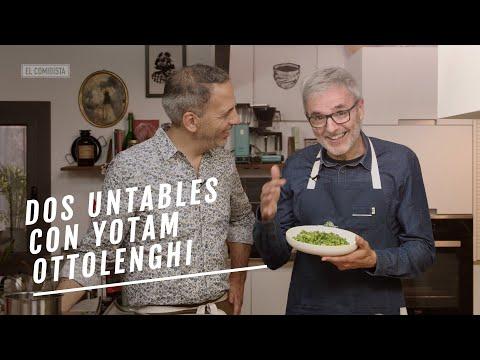 EL COMIDISTA   Dos aperitivos de Ottolenghi para untar hasta morir