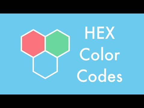 How Do HEX Color Codes Work? (in 60 Seconds)