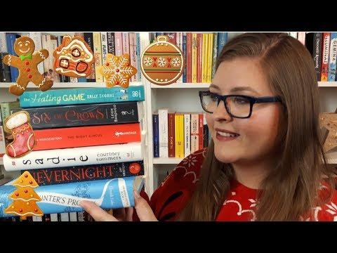 Bücher wie Süßigkeiten | Weihnachtlicher Book Tag | Zwischen tausend Zeilen