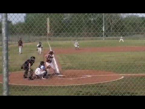 Reicher Catholic High School Baseball 2016 - Patrick Wardlaw