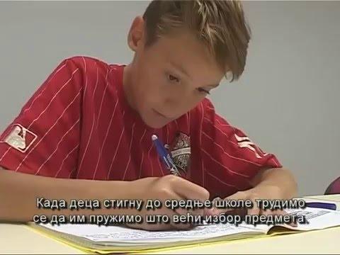 Brook Hill International school Belgrade - Prilog sa otvaranja