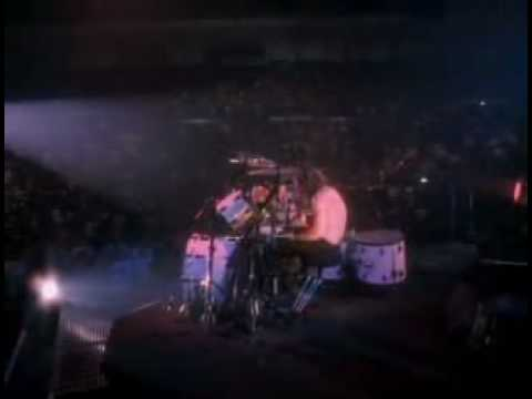 Metallica's Lars Ulrich Drum Solo