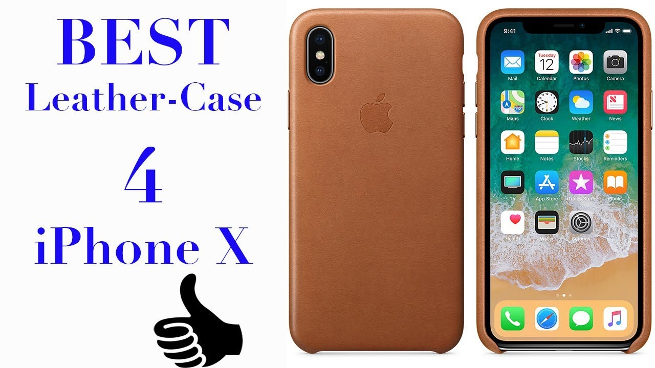 apple leather iphone case iphone x apple leather in depth review 13487