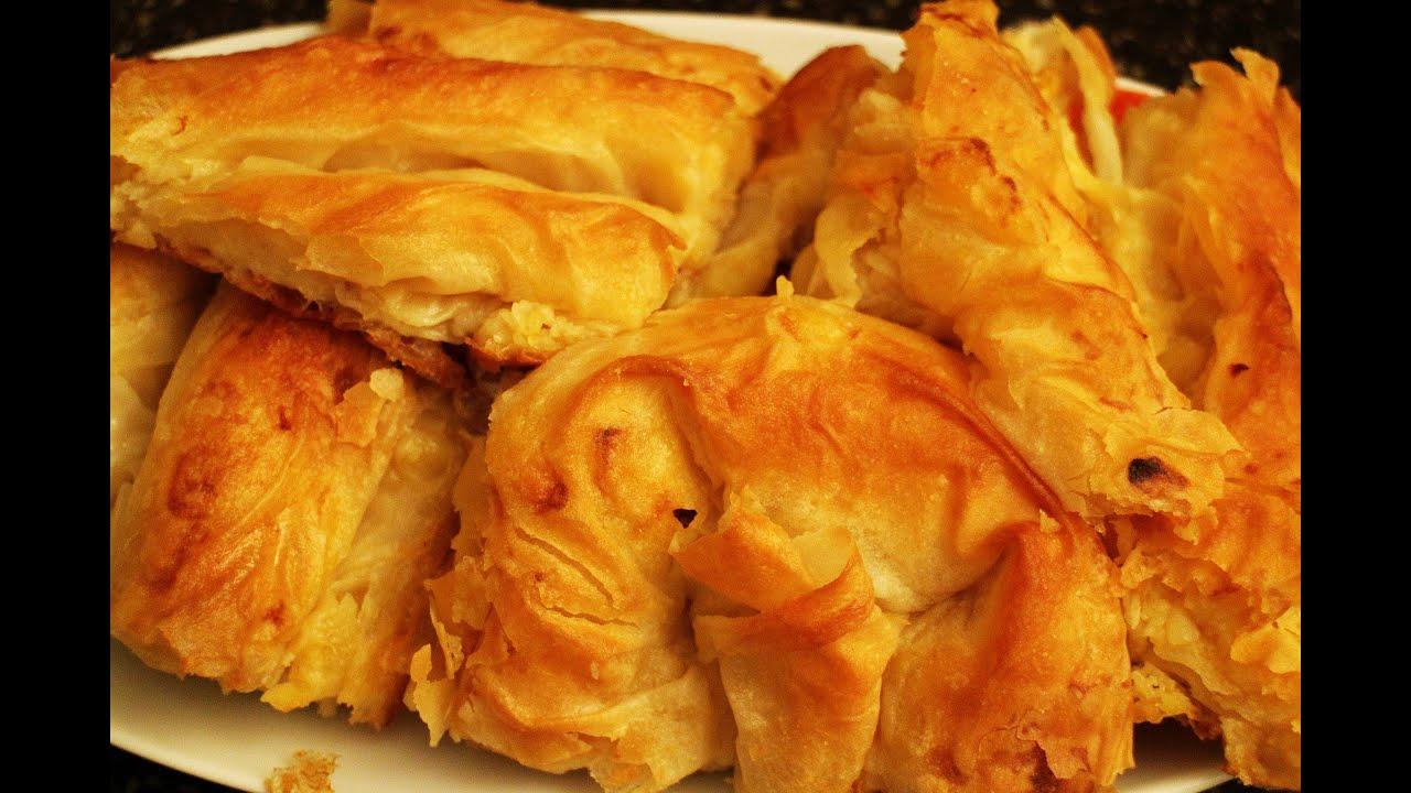Patatesli Börek Tarifi Videosu