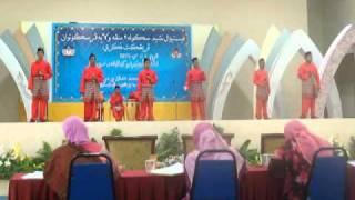 Festival Nasyid KPM Peringkat NEGERI 2011 - SMK BANDAR BARU SRI PETALING  (Lagu Kedua)