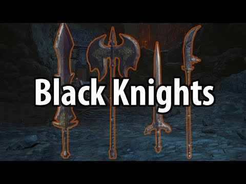 Dark Souls 3: Black Knights
