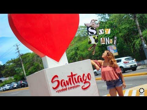 #TuritiandoConYanni: (MI CIUDAD) Santiago de los caballeros!