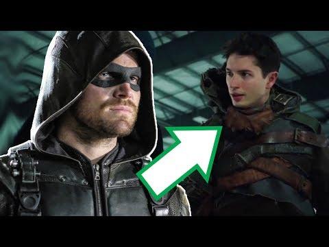 What happened to Ragman? - Arrow Season 6
