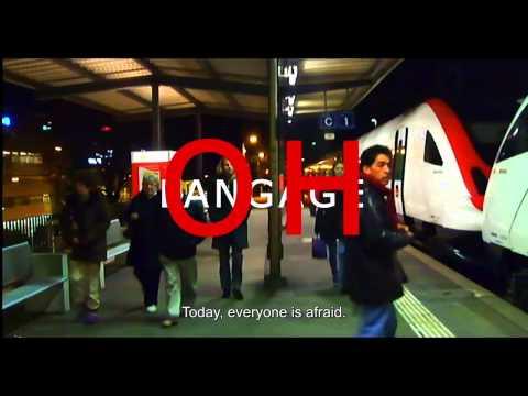 12th World Film Festival : Goodbye to Language   Adieu au langage 2014   Trailer English Subs