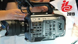 Who is the Sony FX9 for? | IBC 2019