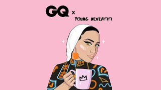 My brand Young Nevertiti is featured in GQ MAGAZINE!!!