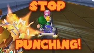 Mario Kart Double Dash Purely Random Items w/ Ellietendo Part 2!