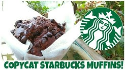 COPYCAT Starbucks muffins | Bakelicious