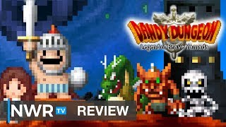 Dandy Dungeon (Switch) Review (Video Game Video Review)