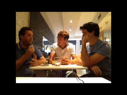 Un Caffè Fuoruicampo - Puntata del 28-08-13: Intervista a Marco Cristini