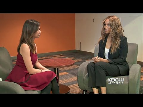 Tyra Banks Reveals Success Secrets at Conference in San Jose