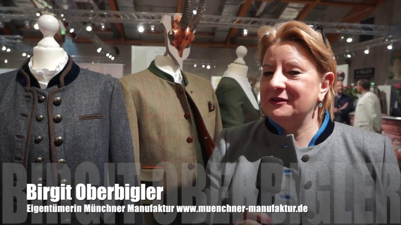 Münchner Manufaktur At Tracht Country Frühjahr 2017 Messe Salzburg