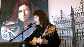 "Susanna Jade sings ""Dancing on a Line in Thin Air"""