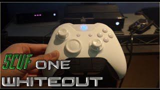 Unboxing Scuf One Whiteout
