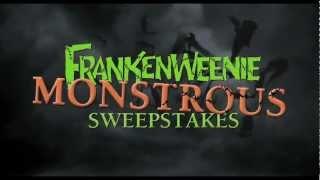 Frankenweenie Monstrous Sweepstakes