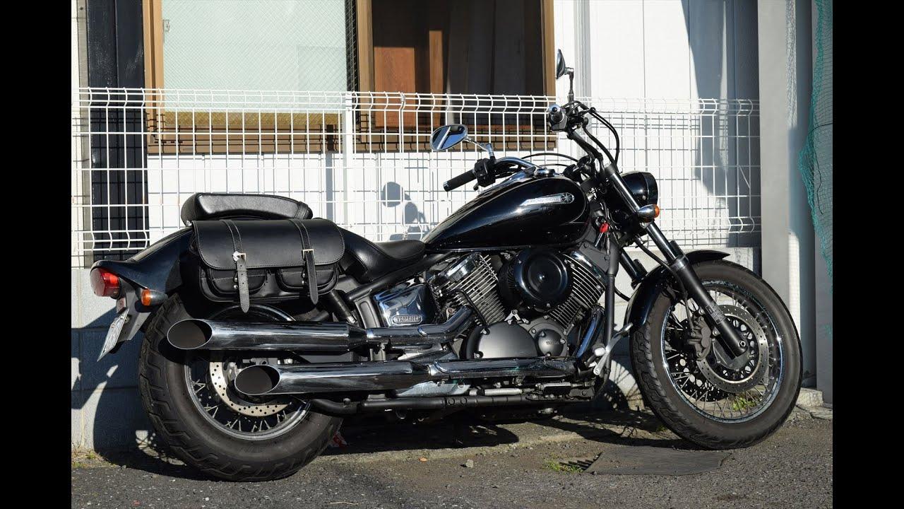 バイクと言えばこの形!?ドラッグスター1100:参考動画 - YouTube