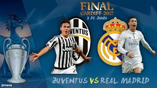 FIFA 17 - Finále Ligy mistrů - Juventus FC vs. Real Madrid - 2017
