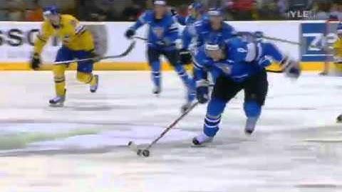 Jääkiekon MM 2011 - Ruotsi - Suomi FINAALI/LOPPUOTTELU 1-6