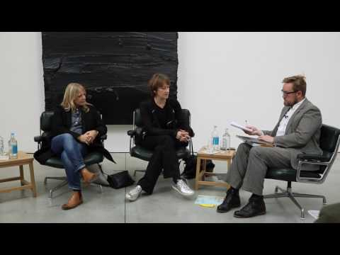 Jason Martin, Fiona Rae and Clare Woods on abstract art