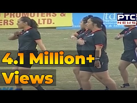 India vs New Zealand | Women's Final | 5th World Cup Kabaddi Punjab 2014