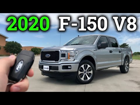 New 2020 Ford F-150 5.0 V8 For $36k   Drive & Review